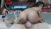 Very Young Ebony Gets Her Black Teen Pussy Fucked POV Part 2 image