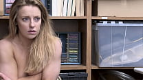 CHANEL GREY remorsefully FUCKED by hot INVESTIGATOR after robbing thumbnail
