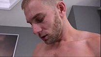 Two straight guys get drunk and nasty with each other preview image
