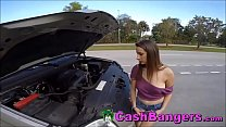 Stranded Big Tits Teen Takes Cash For Sex Favors Thumbnail