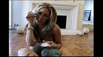 Alexandra Silk In Shut Up And Blow Me - Drinks Cum From Teacup