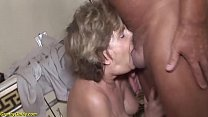 79 Years Old Mom B  Anal Fucked With Stepson