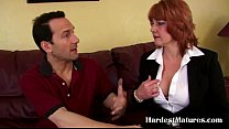 10216 Mature redhead needs a payment preview