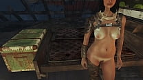 Fallout 4 - Pipers gets up porn thumbnail