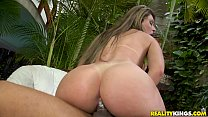 Reality Kings - Teen Neyra shows off her tan lines