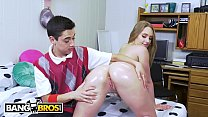 16840 BANGBROS - Juan El Caballo Loco Gets Tour Of Daisy Stone's College Pussy preview