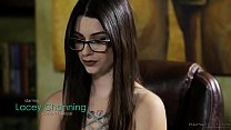 Amazing sex massage - Lacey Channing and Brad K... Thumbnail