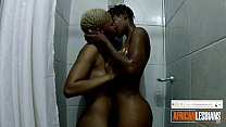 Image: Genuine African Short Haired Lesbians Eat Pussy