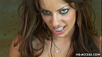 Sexy Vanessa Lane best handjob ever!