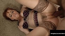 Ginger Bush Penny Pax Gets Her Pussy Pounded &