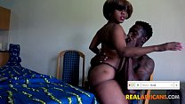 Screenshot Big Ass African  Amateur Fucked On Kitchen Tab  On Kitchen Table