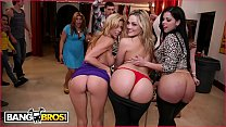 BANGBROS - College Sex Bang Bros Style! With Al...