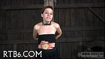Restrained gal is punished - Download mp4 XXX porn videos