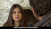 FamilyHookUps - Teen Gets Titty Fucked by Uncle - 9Club.Top
