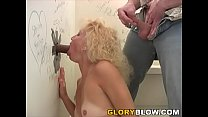 Heather Milf Visits Gloryhole With Her Cuckold Husband porn image