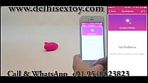Lush - Remote Control Bullet Vibrator sex toy for girls delhisextoy.com Image