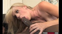 A BBC For Pregnant HotWife Hydii May While Cuckold Watching thumbnail