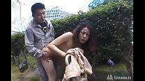 NTR!熟女の野外羞恥!ご主人様私を淫乱にしてください⑤ネトラレ複数SEX缩略图