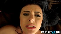 PropertySex - Pretty real estate agent with southern accent fucks her client صورة