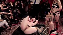 Upper floor sluts riding huge dicks bdsm