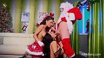 Image: Nikki Benz, Jessica Jaymes & Amy Anderssen Fuck Santa!