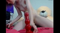 Virgin Ass Destroyed By Big Toy - sexyfreecamz.com tumblr xxx video