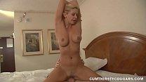 Cougar Whore Phyllisha Anne Breeding Fuck Party