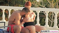 Babes - swooning in the sun starring stallion and bianca resa clip thumbnail