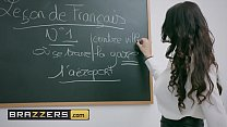 Big Tits at School - (Anissa Kate, Marc Rose) - Romance Language - Brazzers thumbnail
