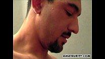 Amateur girlfriend anal threesome with facial Vorschaubild