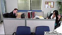 Busty Office Girl (selena santana) Get Busy In ...