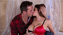 Brooklyn Chase Loves To Fuck In Stockings video