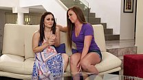 Sister-in-law teaching how to squirt - Maddy O'Reilly, Gabi Paltrova, Chad White - 9Club.Top