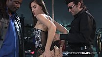 BDSM With Hot Young Sasha Grey & A Big Black Cock! thumb
