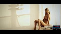 Perfect big tits teen blonde masturbates her pussy pornhub video