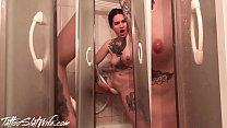 5548 Baby Big Ass Teasing and Masturbating with Shower - Hot Solo preview