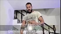 PINTOR DOTADO TIO BRENO BAREBACK