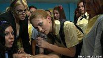 Schoolgirl Suck Off - Brandi Belle