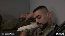 Adam Ramzi And Jacob Peterson - Dangerous Days Part 1 - Drill My Hole - Men.com