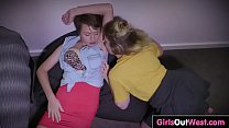 Amateur gals eat out hairy pussies Vorschaubild