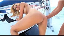 Cindy Hope Big Cock Cravings on a yacht thumbnail