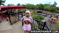 18478 4k HD Hardcore Ebony Step Daughter Fucking Step Dad And Boyfriend Same Day At Mini Golf Course Pornstar Msnovember HD Sheisnovember preview