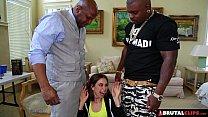 Skinny Riley Reid fucks and sucks two big black cocks (mobile sex hindi) thumbnail