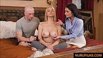 Parent Teacher and Son massage