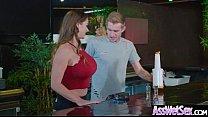 Anal Hard Sex Scene With Slut Big Ass Oiled Girl (Cathy Heaven) video-24