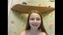 Foreign Teen on Webcam