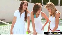Sex Tape With Cute Lez Horny Girls (Dani Daniels & Malena Morgan & Lia Lor) movie-14