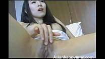 young incest - Asian solo masturbation squirt cum thumbnail