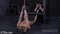 Savage pleasuring for sexy lass pornhub video