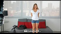 HD - CastingCouch-X Teddi gets fucked for the first time on camera - 9Club.Top